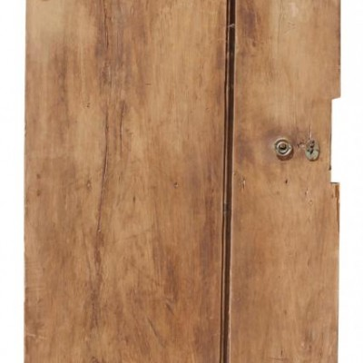 18th Century Sycamore Plank Door