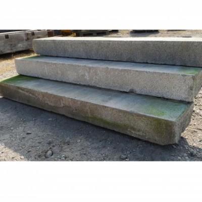 Marche granit - antique French granite steps