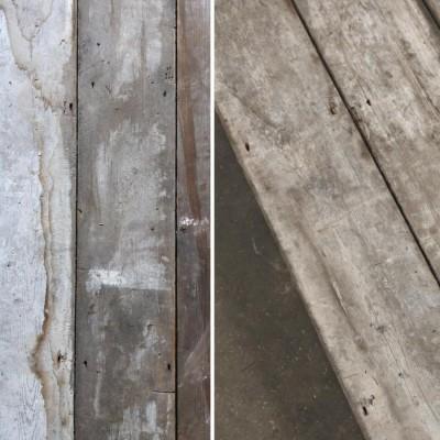Reclaimed Solid Pine Flooring - 14cm x 2.2cm