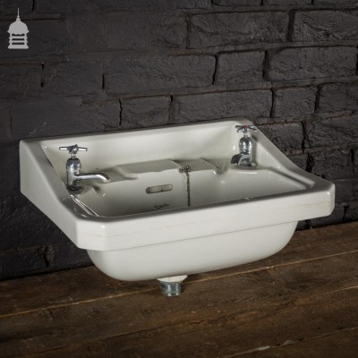 "Armitage Ware 20"" Cut Corner Wash Hand Basin"