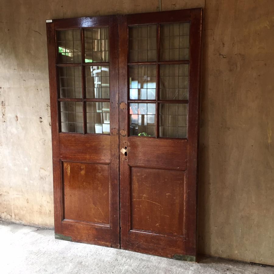 Antique Reclaimed Double Doors