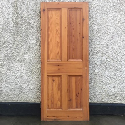Reclaimed Victorian Style Internal Door