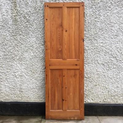 Reclaimed Victorian Style Door