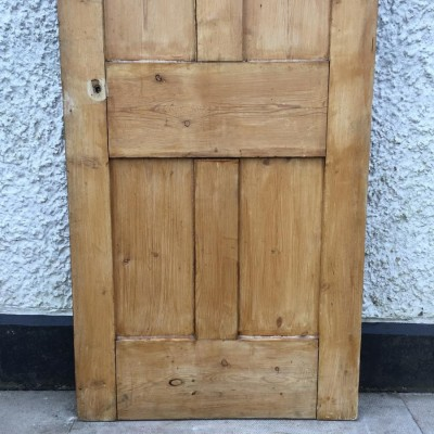 Reclaimed Original Victorian Door