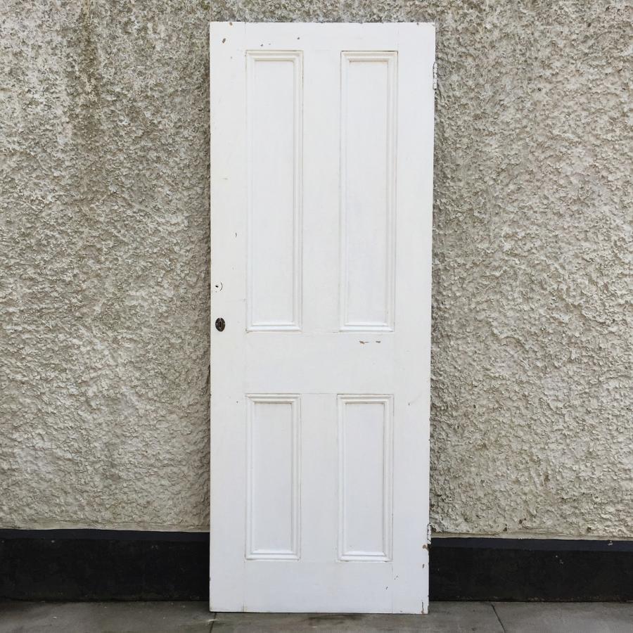 Reclaimed Original Victorian Door