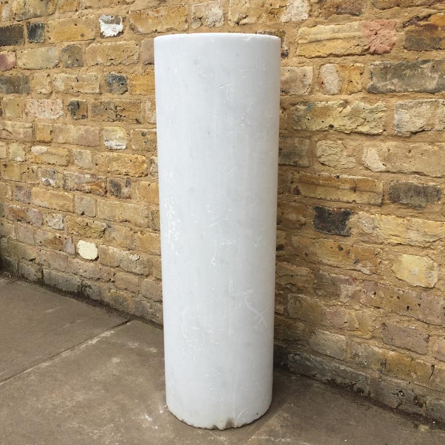 Reclaimed Marble Column