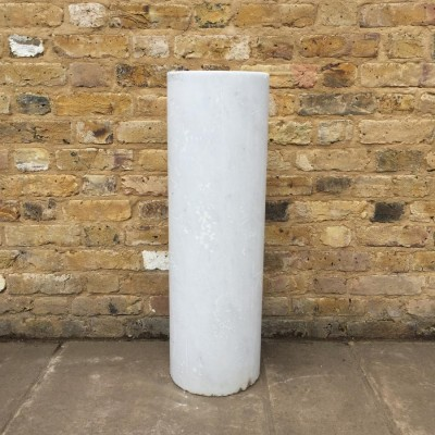 Reclaimed Marble Column
