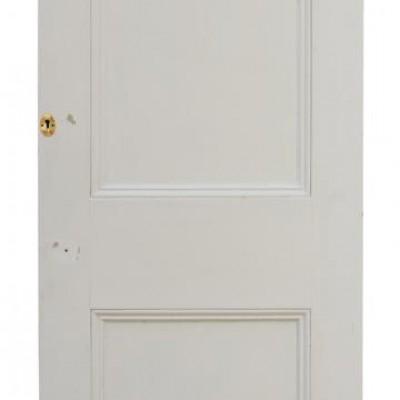 Reclaimed Painted Pine Cupboard Door