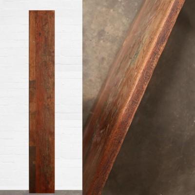 Reclaimed Solid Iroko Worktop 426cm x 60cm