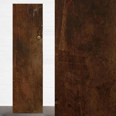 Reclaimed Solid Iroko Worktop 196cm x 53cm