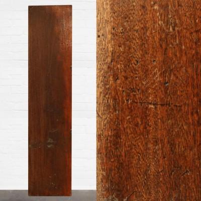 Reclaimed Solid Iroko Worktop 206cm x 46cm