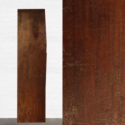 Reclaimed Solid Iroko Worktop 237cm x 58cm