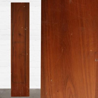 Reclaimed Solid Iroko Worktop 286cm x 55.5cm