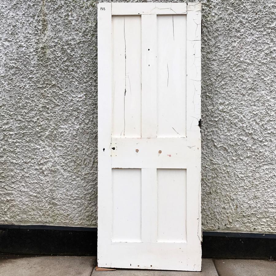 Reclaimed Victorian Four Panel Door