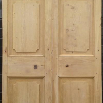Georgian external double doors