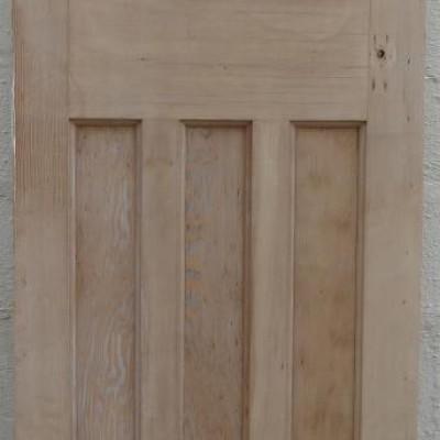 1930s paneled door