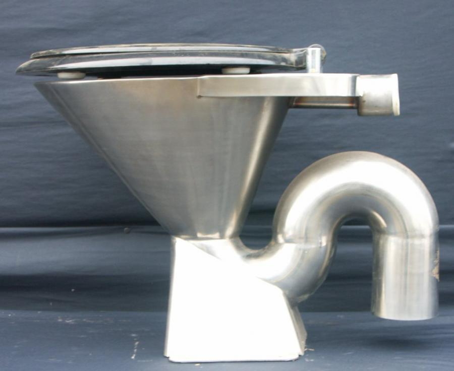 Stainless steel and Victorian Loo Pans