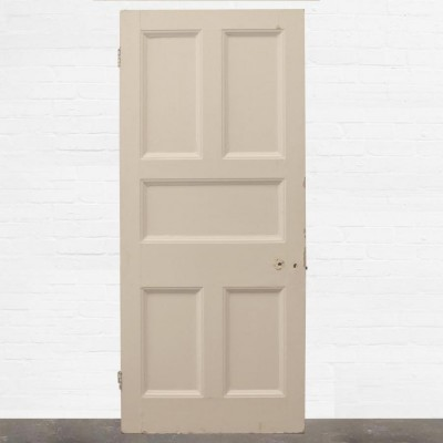 Victorian Five Panel Door - 209.5cm x 90cm