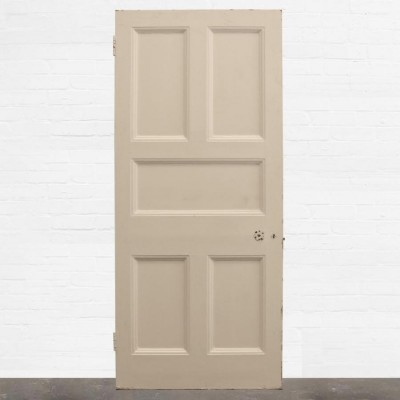 Victorian Five Panel Door - 210cm x 89cm