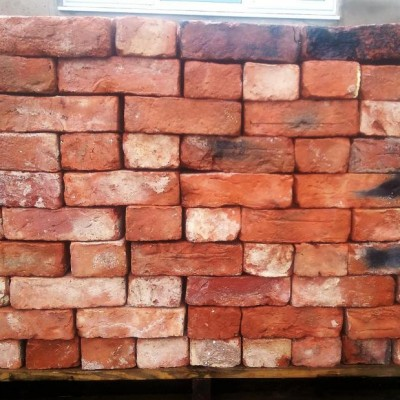 Reclaimed Cheshire Handmade Bricks