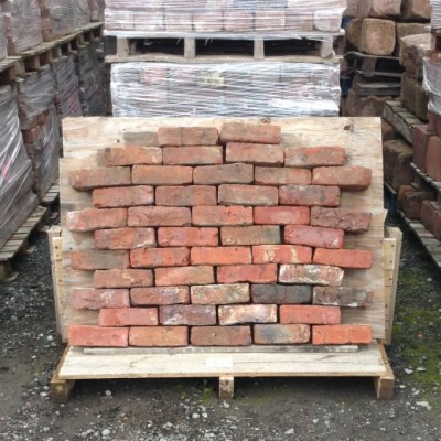 Reclaimed Handmade Cheshire Bricks