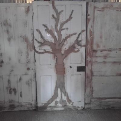 Door art.