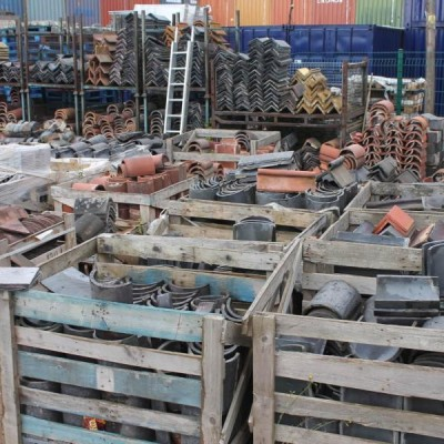 Large Amount Of Reclaimed Roof Fittings - Open To Offers