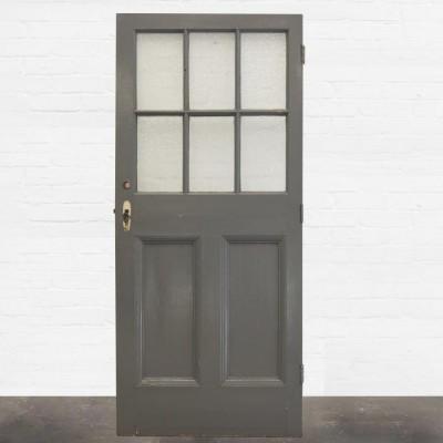 Victorian 3 panel Door - 212cm x 93cm