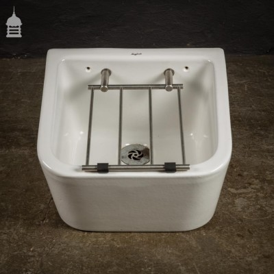 Original Twyfords Janitors Sink in Good Condition