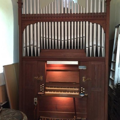 Church Pipe Organ