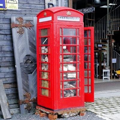 Original Telephone Boxes