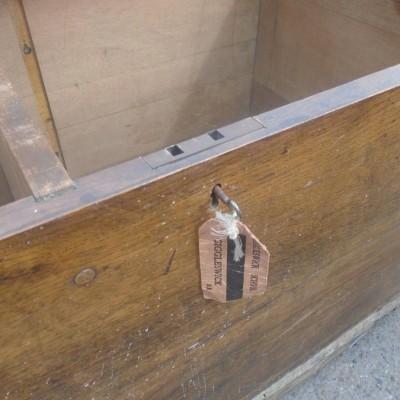 Oak Chest / Blanket Box
