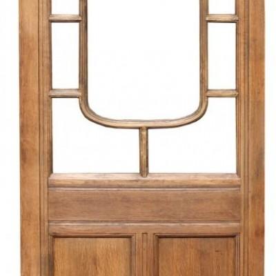 19th Century Antique Oak Door