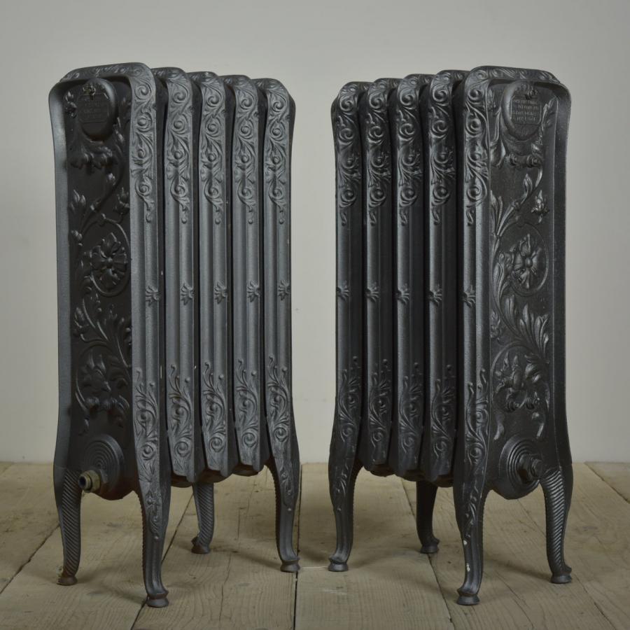 Zenith antique radiators