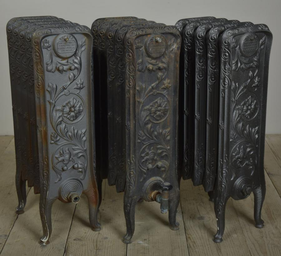 Zenith antique radiators