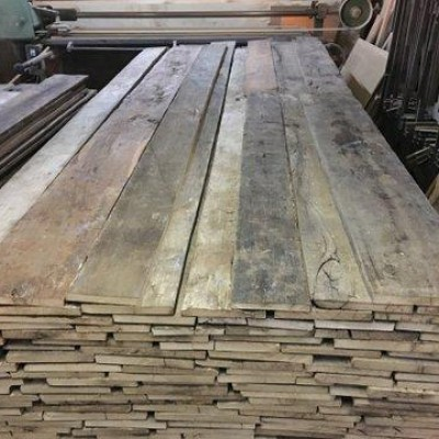 Reclaimed oak planks - large quantity available