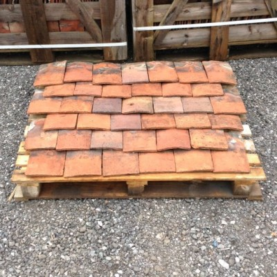 Reclaimed Handmade Roofing Tiles