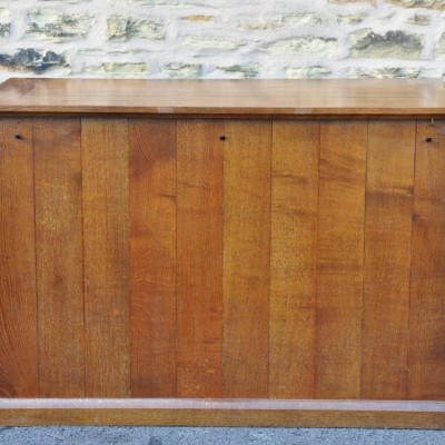 Oak  side altar , table, bar, shop counter