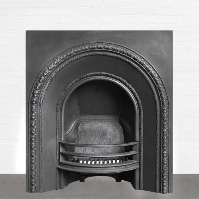 Antique Victorian Cast Iron Insert