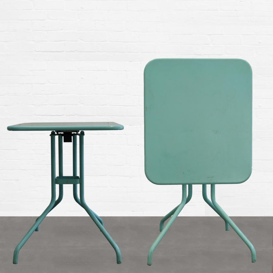 For Sale Fermob Foldable Metal Tables Salvoweb Uk