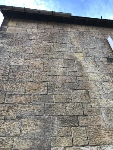 Reclaimed Yellow  Punched Faced Sandstone