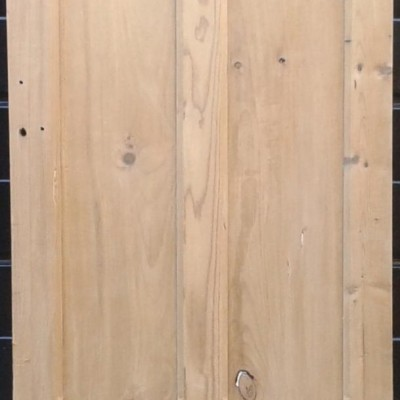 Victorian cupboard door in pine