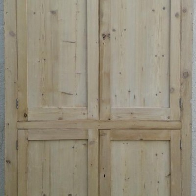 Victorian cupboard / larder unit front