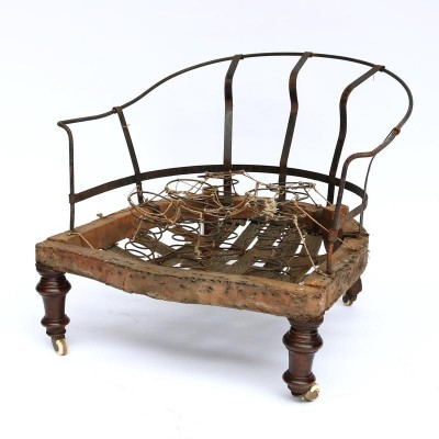 Victorian Nursing Chair Frame