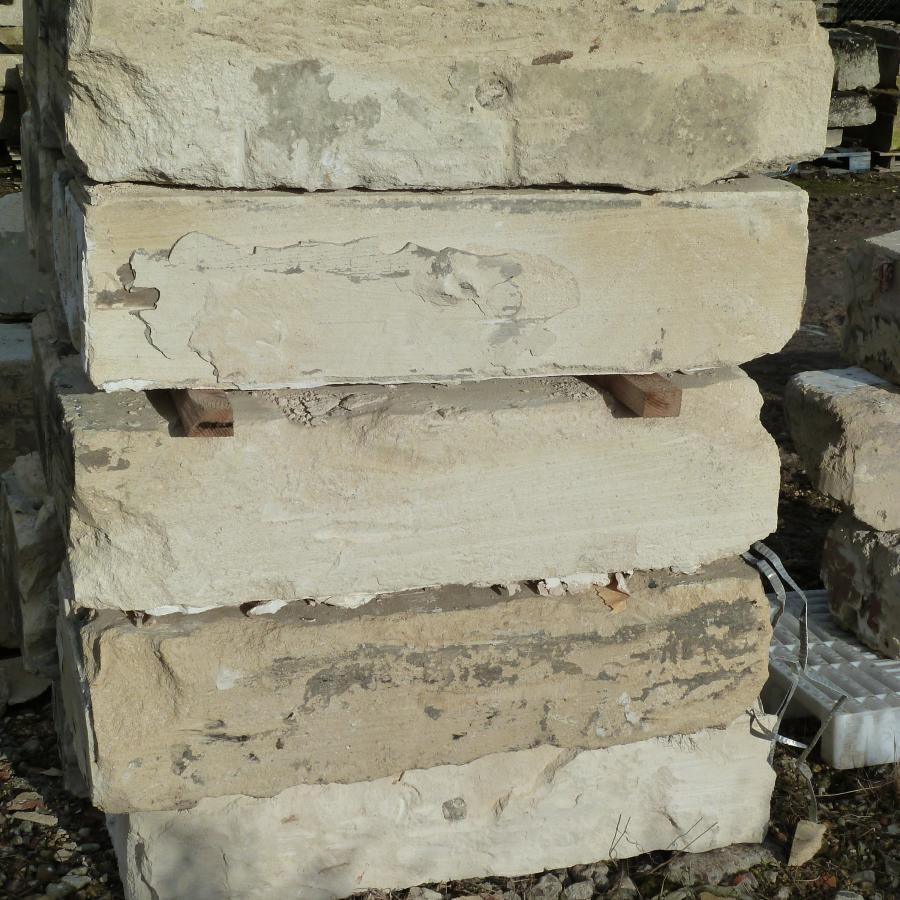 lot de pierre de taille / Antique Paris limestone blocks