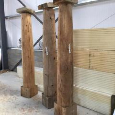 Antique Douglas Fir Columns