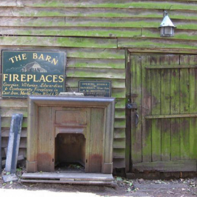 Barn Fireplaces