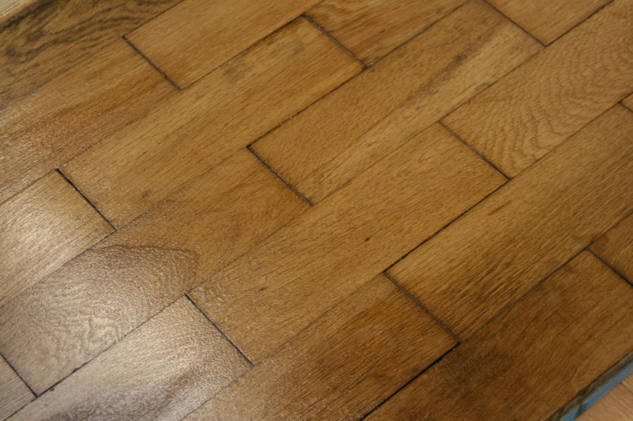 For Sale Solid Oak Reclaimed Parquet Flooring Salvoweb Uk